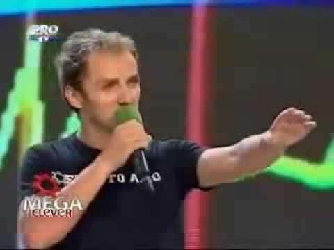Mihai Traistariu - Incredible vocal range ( sparge pahar )