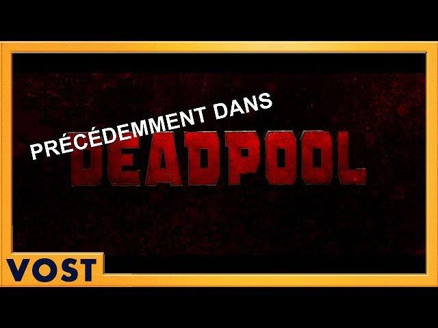 DEADPOOL 2 | Bande Annonce [Officielle] VOST HD | Précédemment Greenband | 2018