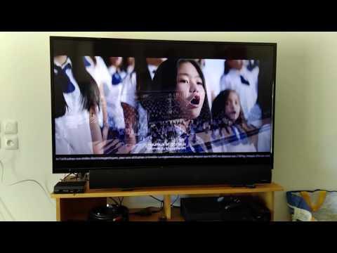 Continental Edison TV LED 55 pouce  CELED55S0416B3