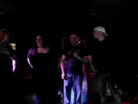 Becka Youpa - Shorty's Bar karaoke contest