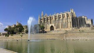 Palma de Mallorca city centre tour