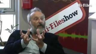Peter Qvortrup @ Hi-Files Show 2009 (part 2)