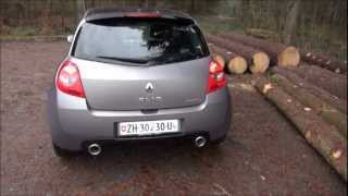 Renault Clio R S Angel Demon 2012 Videos