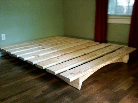 Do it yourself bed frame youtube do it yourself bed frame solutioingenieria Image collections