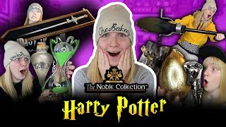 All My Harry Potter Noble Collection Items