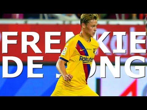Frenkie De Jong vs Napoli - Midfield Magician With Classical Music - 1080p FULL HD