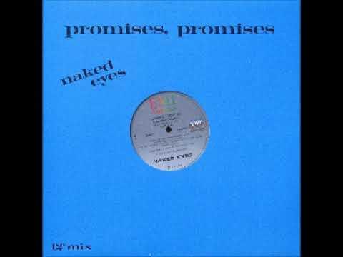 naked eyes - promises, promises - YouTube