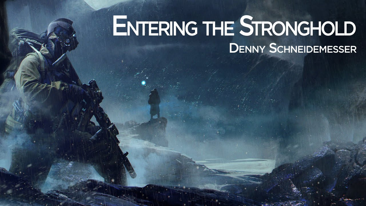 denny schneidmesser entering the stronghold