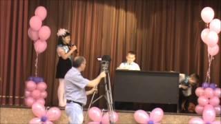 Выпускной в начальной школе - Сценка