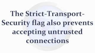 oWASP Appsec Tutorial Series - Episode 4: Strict Transport Security