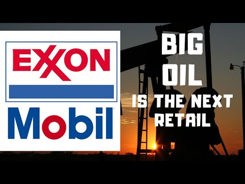 XOM Stock Price Analysis - Dividend At Risk Long-Term