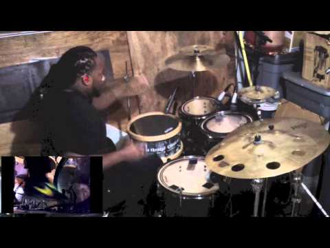 Meek Mill feat Nas,John Legend, Rick Ross - Maybach Curtains |Marcus Thomas drum cover