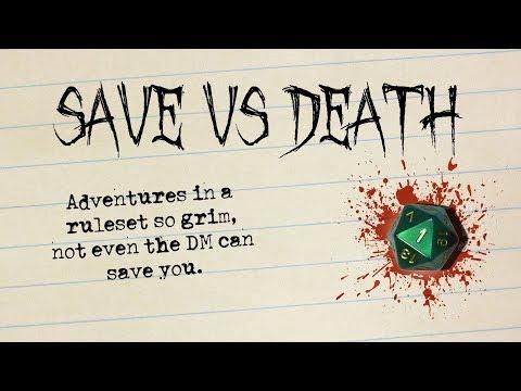 Save Vs. Death EP2: The HackMaster Snafu