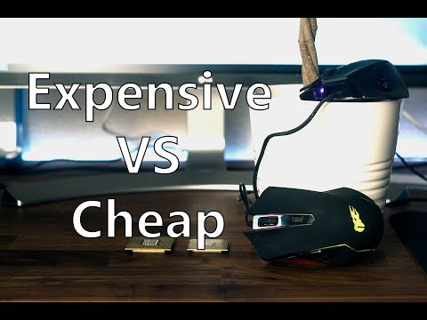 $6 mouse versus $50 mouse: Should you bother with cheap peripherals?
