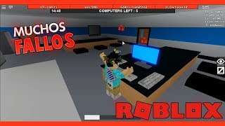 *RETO* FALLANDO SIEMPRE | FLEE THE FACILITY | ROBLOX | 17_SANTI