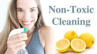 MY NON-TOXIC CLEANING GUIDE! Thumbnail