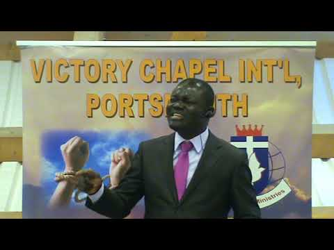 Living The Life of Christ- Pastor Bisi Ige, Victory Chapel Int'l Portsmouth