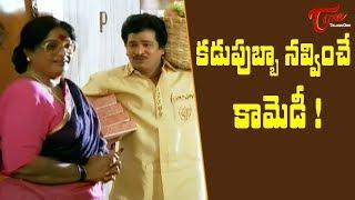 కడుపుబ్బా నవ్వించే కామెడీ సీన్స్ | Telugu Movie Comedy Scenes | TeluguOne
