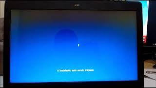 Aprenda a formatar fácil notebook POSITIVO STILO ONE XC 3570
