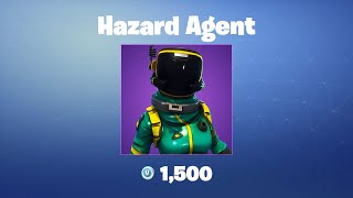 Hazard Agent | Fortnite Outfit/Skin