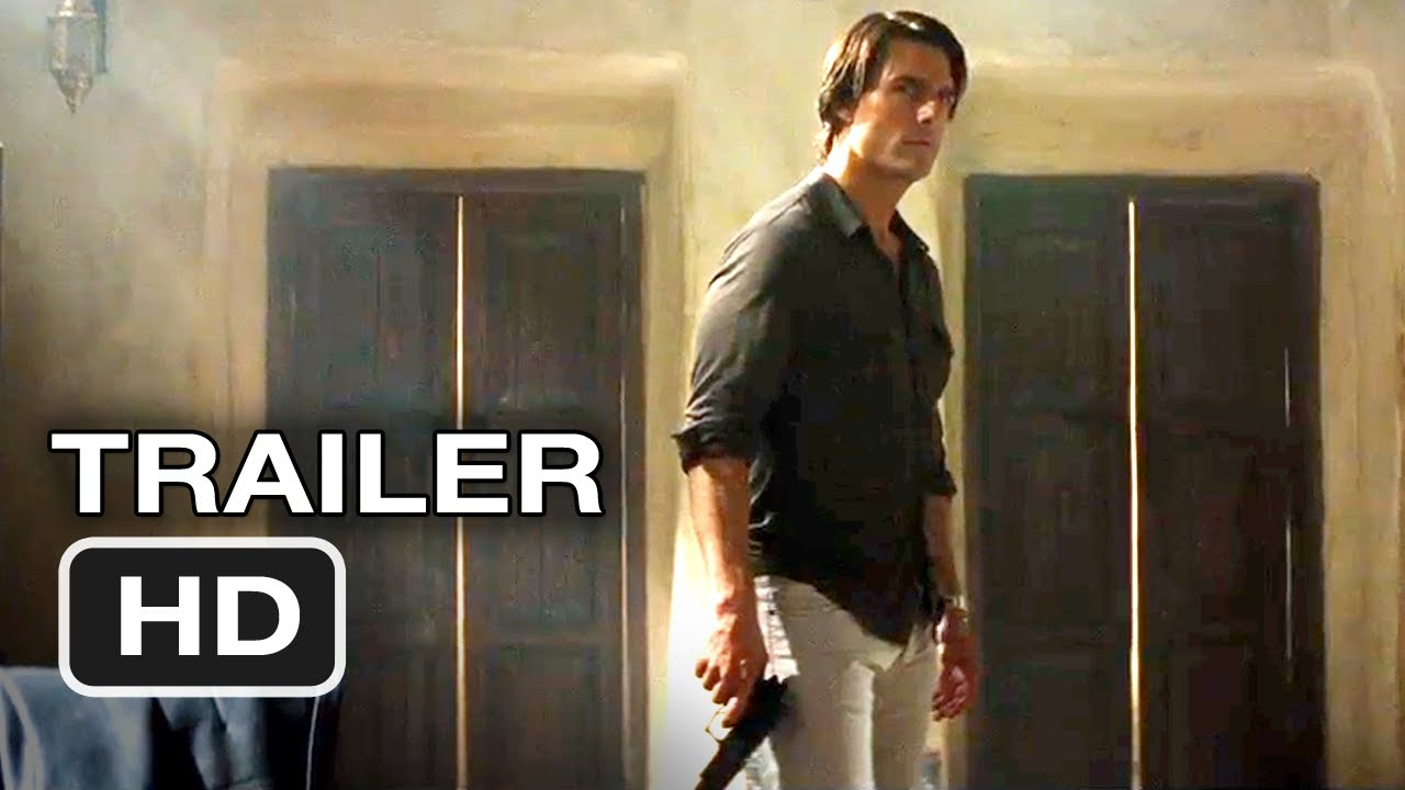 Mission Impossible: Ghost Protocol Official Trailer #2 - Tom Cruise Movie  (2011) HD
