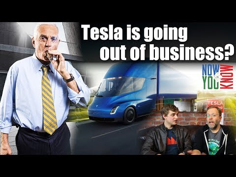 In Depth - Tesla is going out of business?