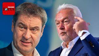 Kubicki keilt gegen Söder: