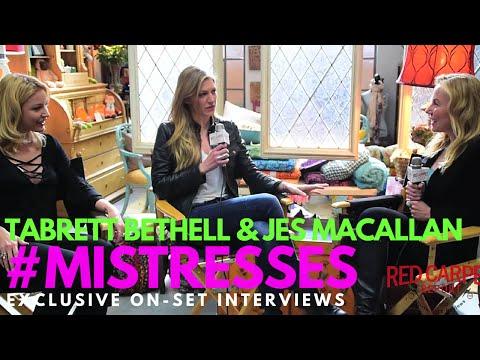 Tabrett Bethell & Jes Macallan