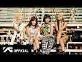 Capture de la vidéo 2Ne1 - Falling In Love M/v