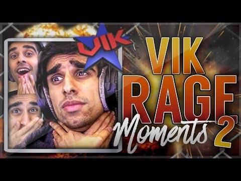 VIK RAGE MOMENTS! 2