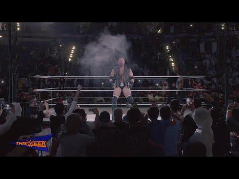 WWE makes history in Abu Dhabi