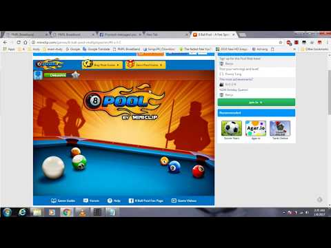 🙊🙊🎮how to play 8 ball pool with friend for computer users watch and apply 100% work..