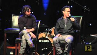 """Something Rotten!"" Panel Makes Brian d'arcy James Say ""BroadwayCon, You've Done Your Job!"""