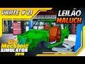 Car Mechanic Simulator 2015 - Comprando Maluch no Leilão e Desmontando Inteirinho