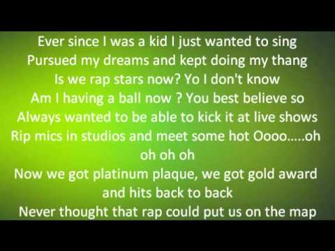 Too Phat - Clap To This lyric - YouTube