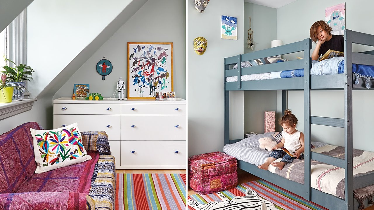 How To Design A Shared Kids' Bedroom