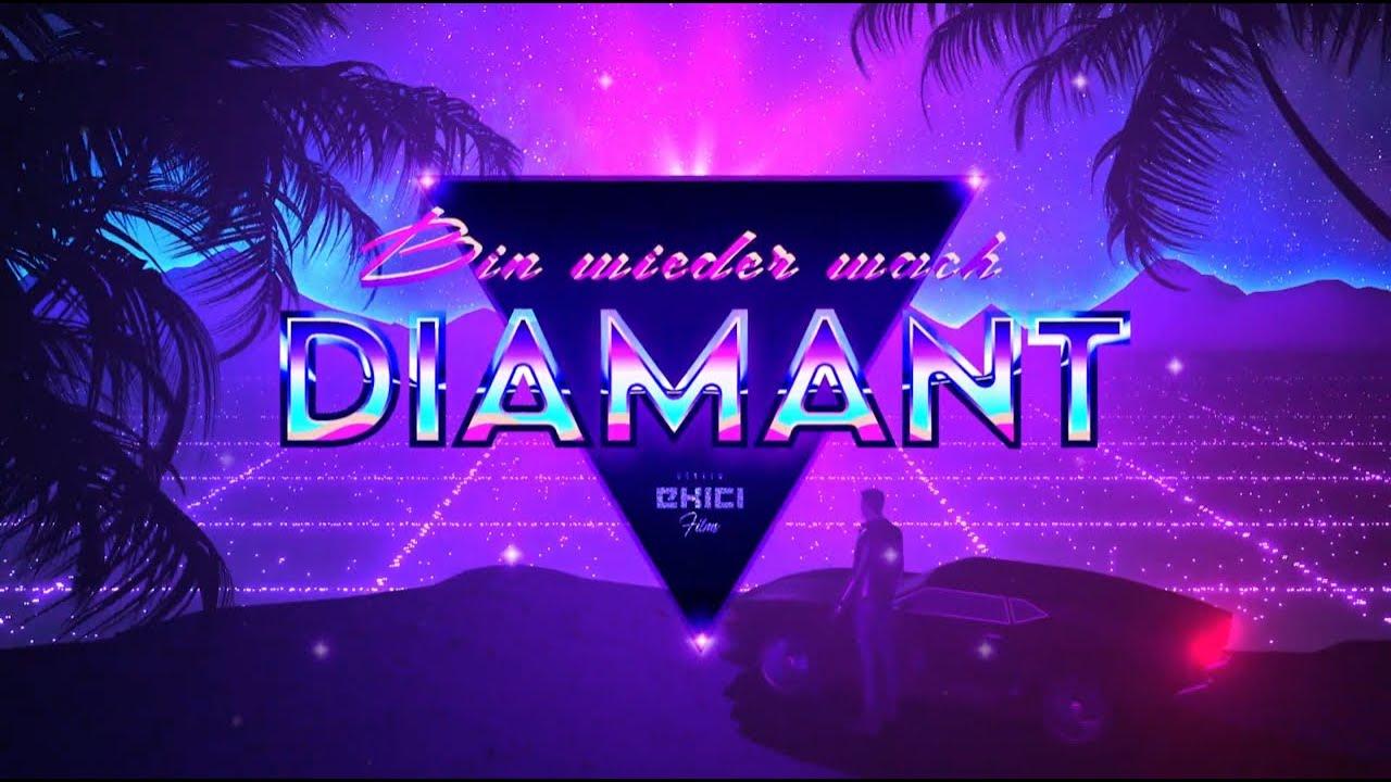 DIAMANT –  BIN WIEDER WACH (prod. by 6AM)