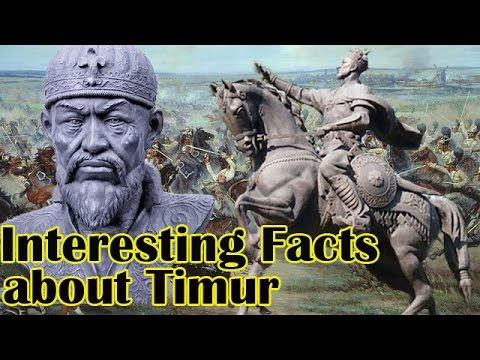 Timur - Biography