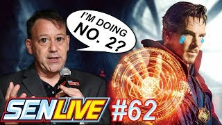 Sam Raimi In Talks For Doctor Strange: Multiverse of Madness?!? - SEN LIVE #62