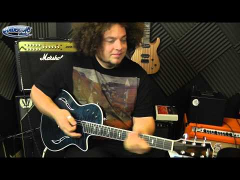 Taylor T5z Guitar Range Review - Time to challenge those preconceptions!