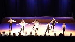 10. Joulunäytös 2019: Commercial dance 13-15v.