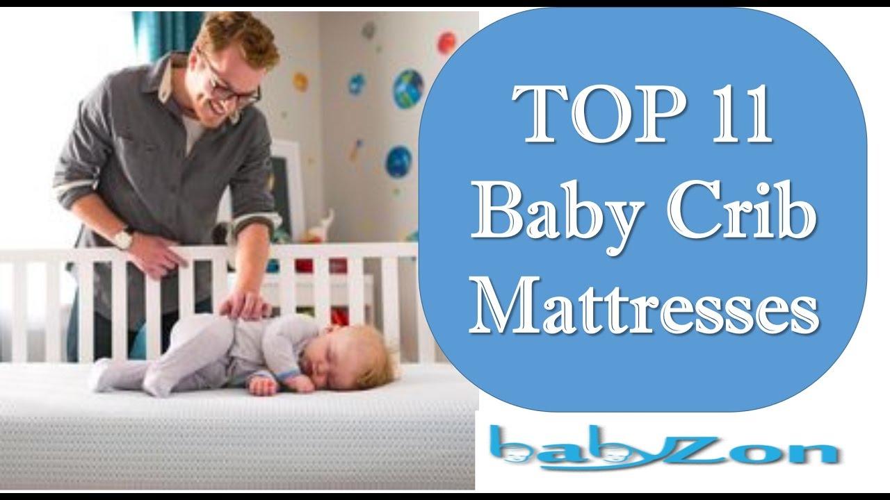 Baby crib mattress best - Best Crib Mattress 2016 Top 11 Baby Crib Mattresses Review By Babyzon