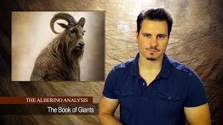 The Alberino Analysis - The Book of Giants