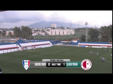 LIVE: Suwon Samsung Bluewings vs SK Slavia Praha