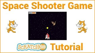 Scratch Tutorial - Space Shooter