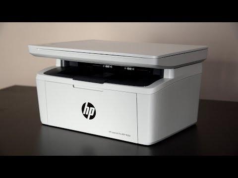 🖨 HP LaserJet M28a. La impresora laser más pequeña!. Y es barata! Unboxing, instalacion y prueba