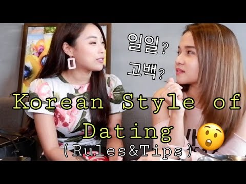 Korean Style Of Dating 101 + Mukbang (w/Shine Kuk) | Kristel Fulgar