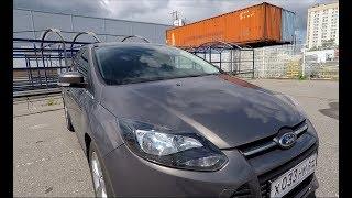 Покупка Форд Фокус 3. Тест-драйв Ford Focus 3 с PowerShift.  Авто до 500 000 руб.