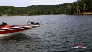 Nitro Z-7 Test 2014- With a Mercury 150 2-Stroke- By BoatTest.com
