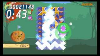 PSP マワスケス ぎっしりパズル 278,360点 (Puzzle Guzzle : Stuffit Puzzle Time Trial)